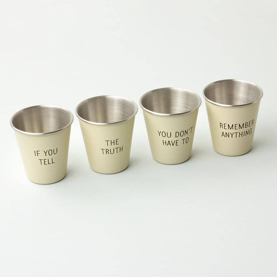 Twain Shot Glass Set