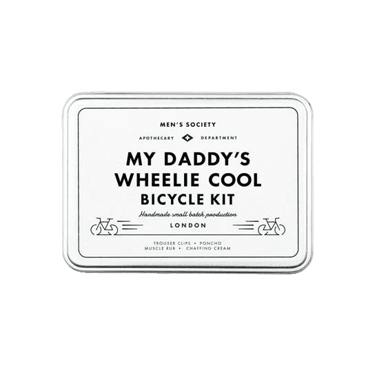 My Daddy's Wheelie Cool Bike Kit