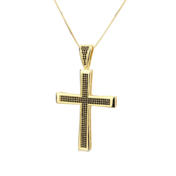 Cross 1 necklace