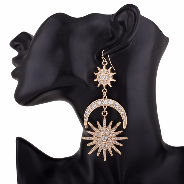 Shinning Star earrings