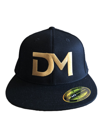Black DM Hat