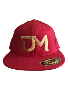 Red DM Hat