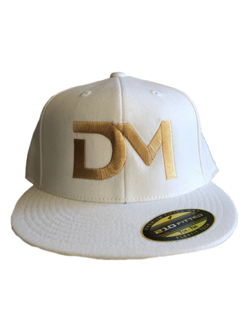 White DM Hat