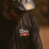 Coors Banquet Longsleeve Mountain Bike Jersey - BLACK