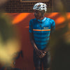 LANES Jersey - BLUE/ORANGE