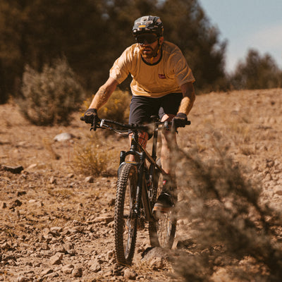 Coors Banquet Shortsleeve Mountain Bike Jersey - BUFF