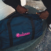 LANES duffle bag - BLACK