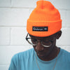 LANES Beanie - ORANGE