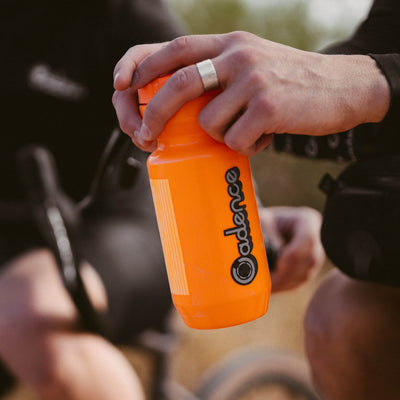 Alpine Radio Bottle - Orange