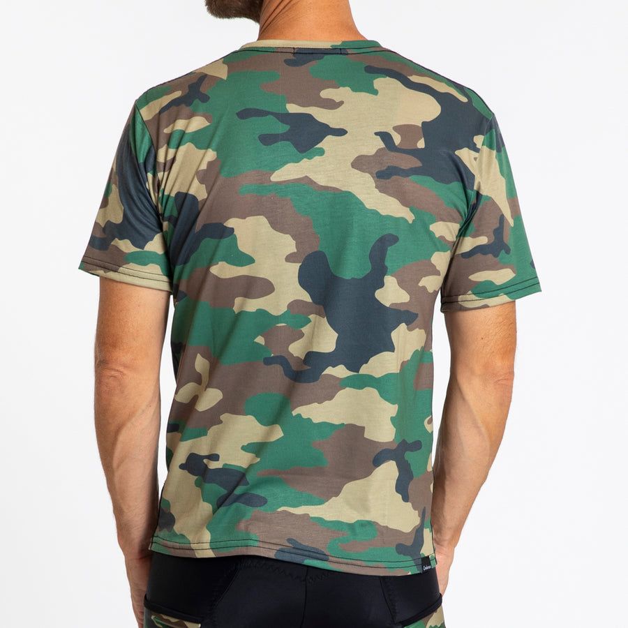 Adventure T-Shirt - Classic Camo