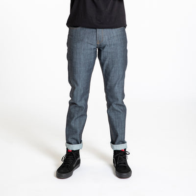 Raw Denim - Regular Fit