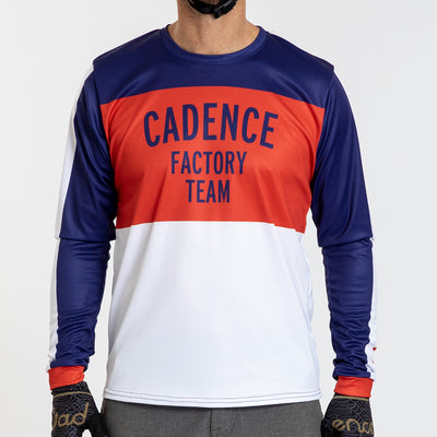 Longsleeve Adventure T - Factory Team