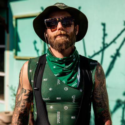 Smoked Base Layer - Green