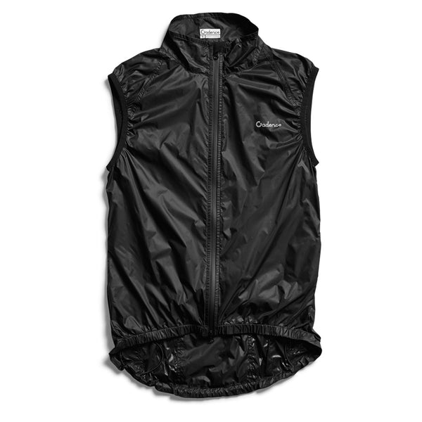 Diablo Wind Vest - Black