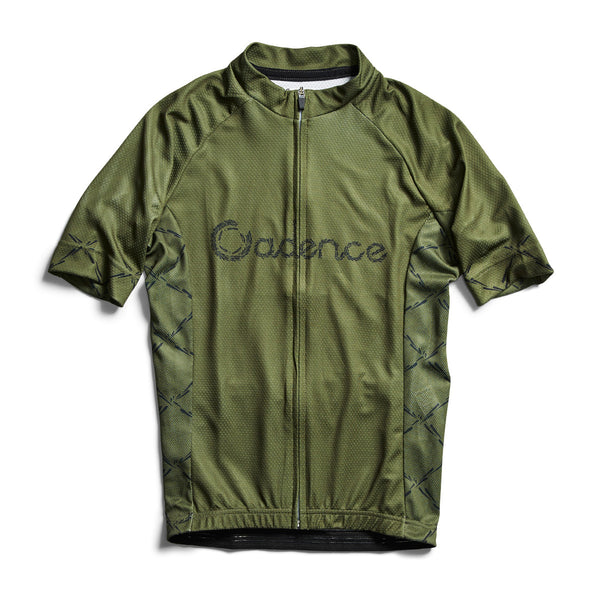 Commotion Jersey - Olive