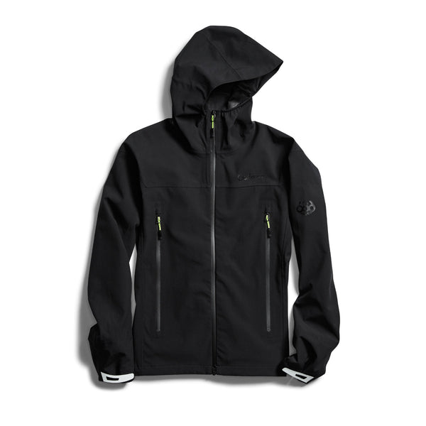 Kenton 3L Rain Jacket - Black