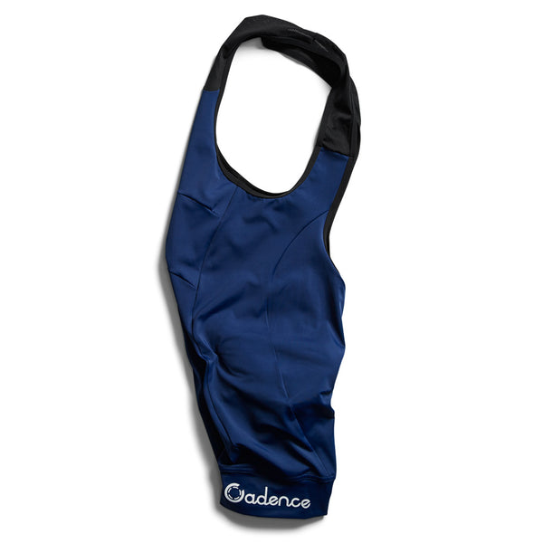 Lux Full Bib Short - Marine