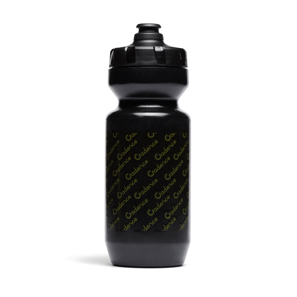 Come Again Water Bottle - Black