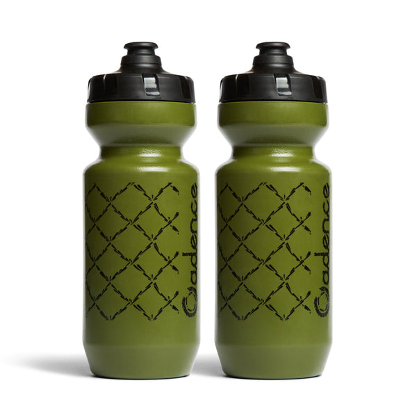 Commotion Water Bottle - Two Pack