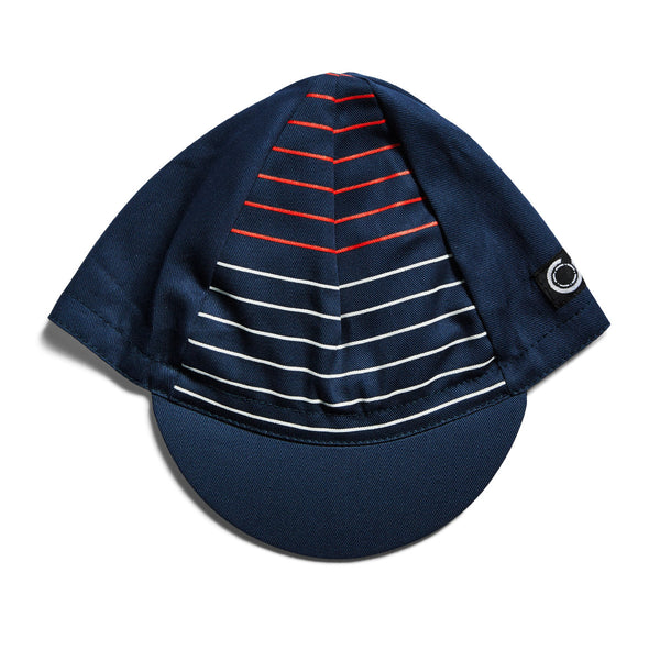 Hurst Cycling Cap - Navy