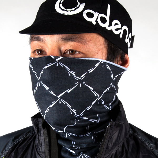 Commotion Neck Gaiter - Black