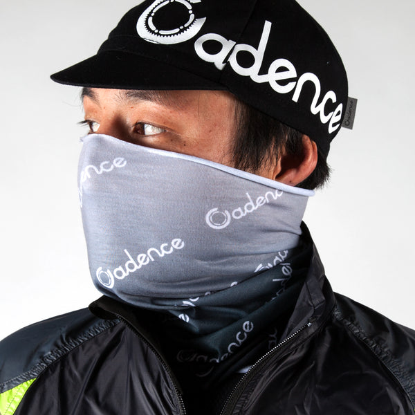 Repeat Neck Gaiter - Fade Black