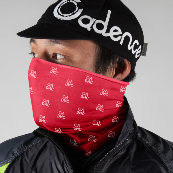 Team Neck Gaiter - Red