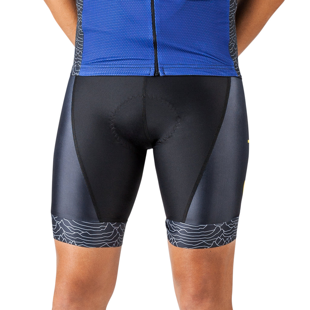 Pulsar 3.0 Bib Short - Blue