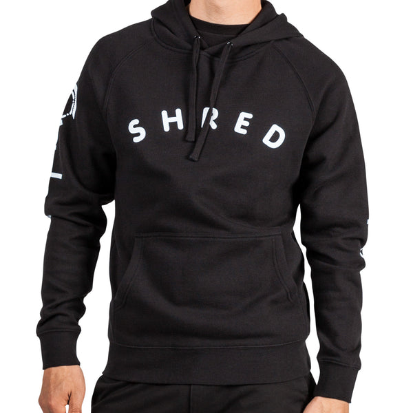 Shred Hooded Sweatshirt