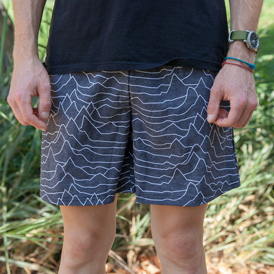 Pulsar Swim Shorts - Black