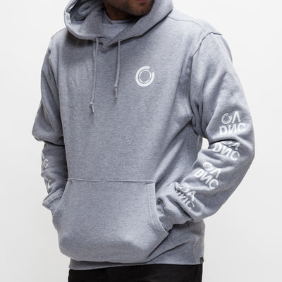 Repeat Hoodie - Athletic Heather