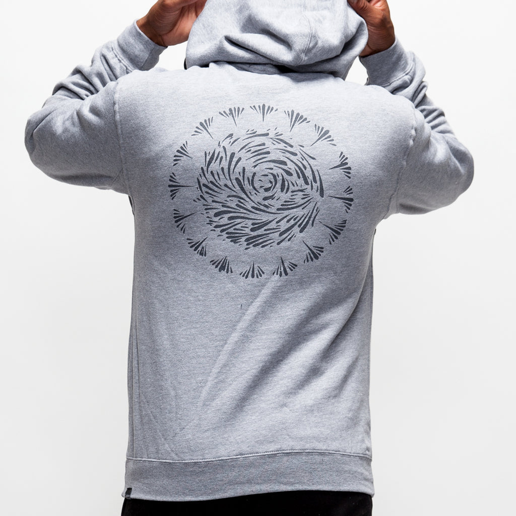 Commotion Hoodie - Athletic Heather