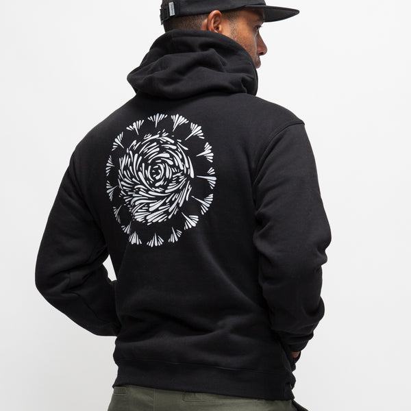 Commotion Hoodie - Black
