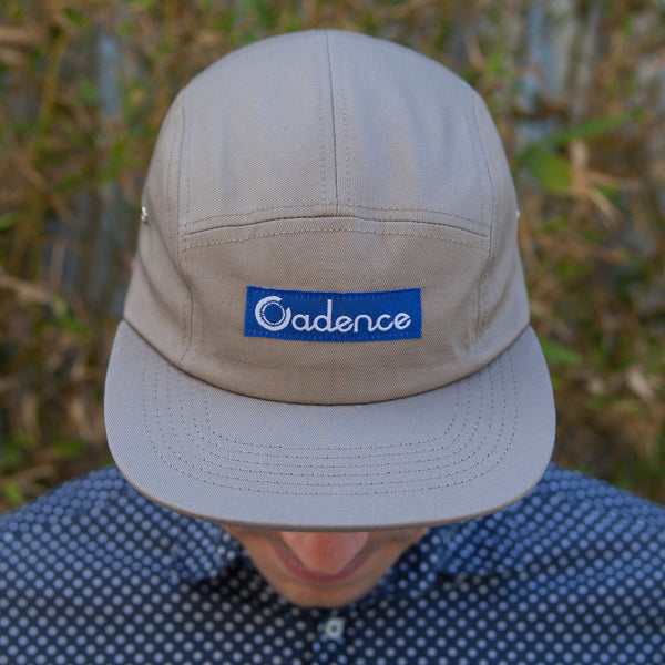 Finn 5-Panel Hat - Khaki