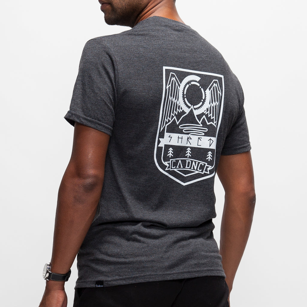 Gemini T-Shirt - Charcoal Heather