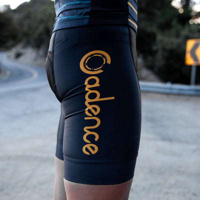 Team 2.0 Bib Short - Gold