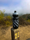 Faded Water Bottle - Black