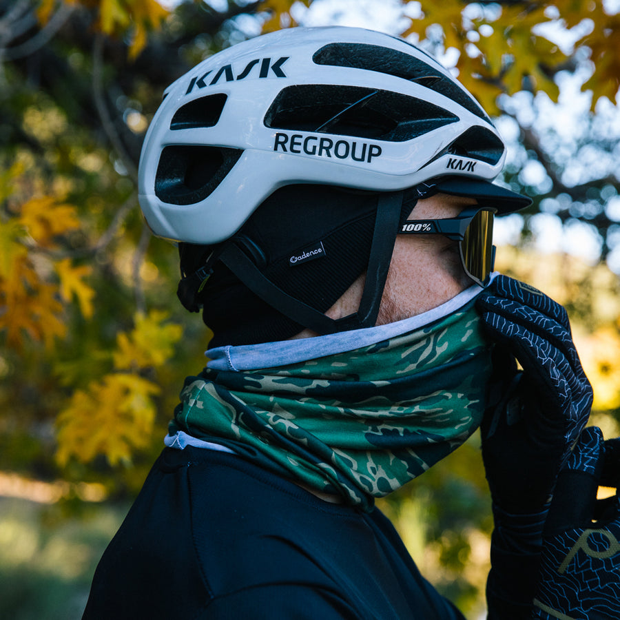 Tiger Camo - Neck Gaiter