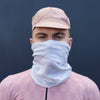 Formula Collection Neck Gaiter - White
