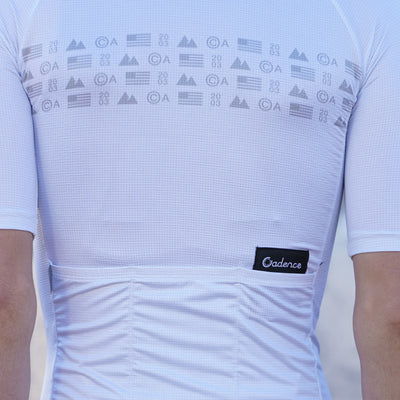Get Lost Jersey - White