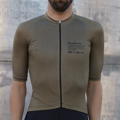 Get Lost Jersey - Olive