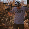 Get Lost T-Shirt - Stone Grey