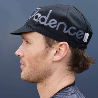 Formula Collection Cycling Cap - Black
