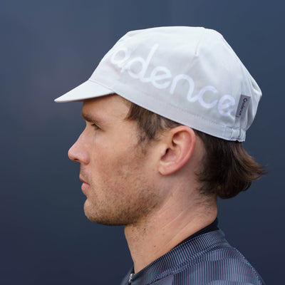 Formula Collection Cycling Cap - White
