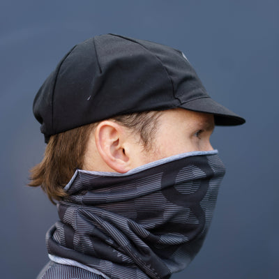 Formula Collection Neck Gaiter - Black