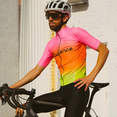 Solstice Jersey - Highlighter