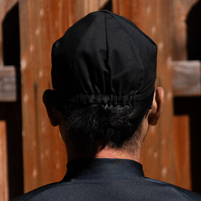 Coors Banquet Cycling Cap - BLACK