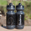 Tie Dye Water Bottle - Black - Two Pack