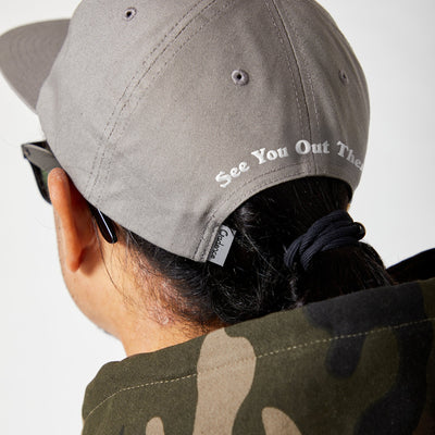 SYOT Unstructured Hat - Grey