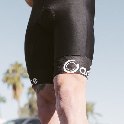 DeLUX Bib Shorts - Black